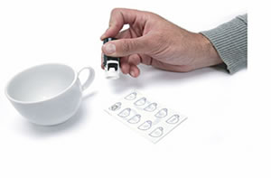 Endowed progress concept exemplified by contrasting coffee loyalty cards
