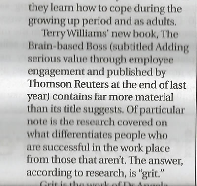 The Brain-Based Boss NBR18Jan2013