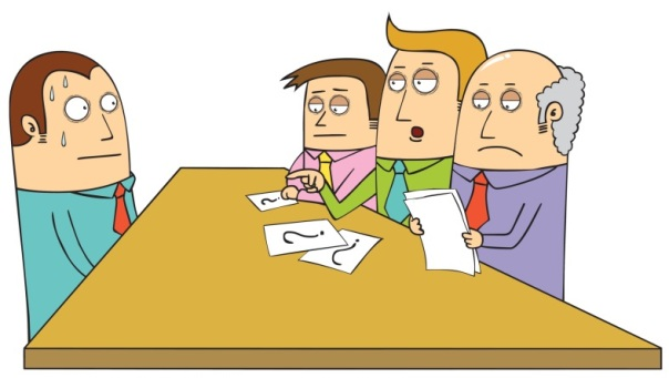 job interview clipart