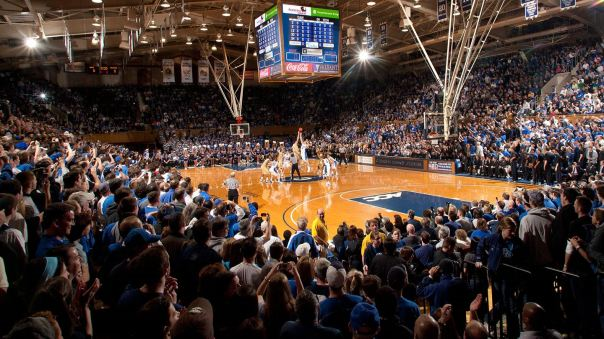 duke basketball gym