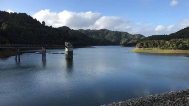 low reservoir